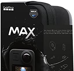 31kd1ZpMGHS. AC  - GoPro MAX — Waterproof 360 + Traditional Camera with Touch Screen Spherical 5.6K30 HD Video 16.6MP 360 Photos 1080p Live Streaming Stabilization