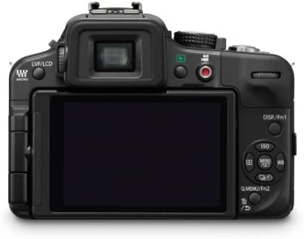 4170hEh3FKL. AC  - Panasonic LUMIX DMC-G3 16 MP Micro Four-Thirds Interchangeable Lens Camera with 3-Inch Touch Screen LCD (Body Only)