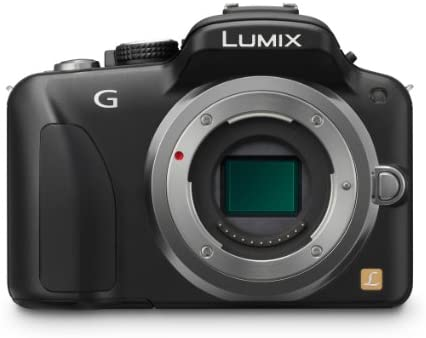 41GGf9hyxPL. AC  - Panasonic LUMIX DMC-G3 16 MP Micro Four-Thirds Interchangeable Lens Camera with 3-Inch Touch Screen LCD (Body Only)