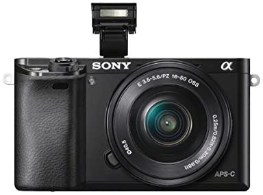 41W9vOImcCL. AC  - Sony A6000 Interchangeable Lens Digital Camera with SELP1650 and SEL55210 Lens Kit - Black (24.3MP)
