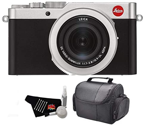 41XLGNrGrNL. AC  - Leica D-Lux 7 Point and Shoot Digital Camera 19116 Kit