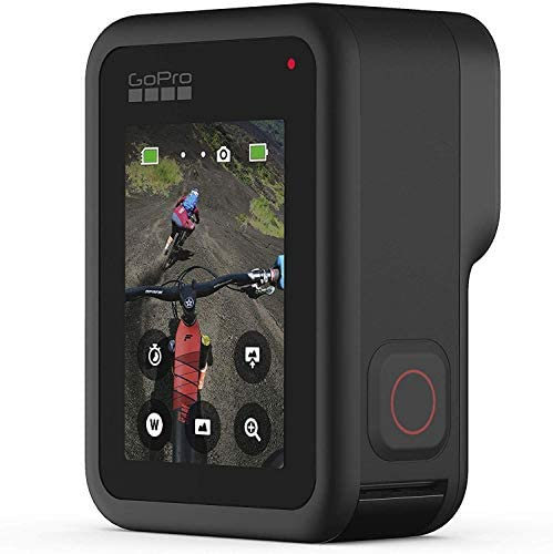 41fEZ7kre4L. AC  - GoPro HERO8 Black Waterproof Action Camera with Touch Screen 4K Ultra HD Video 12MP Photos 1080p Live with Accessoy Bundle + 2 Extra GoPro USA Batteries Total 3 + Sandisk 64GB MicroSD U3 + Ritz Reader