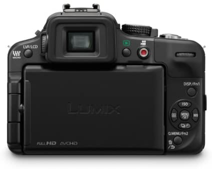 41iMv2lG4dL. AC  - Panasonic LUMIX DMC-G3 16 MP Micro Four-Thirds Interchangeable Lens Camera with 3-Inch Touch Screen LCD (Body Only)