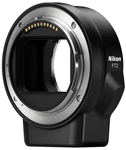 41nILFBXLRL. AC  - Nikon Z 50 DX-Format Mirrorless Camera with 16-50mm VR Lens, Essential Bundle with FTZ Mount Adapter, Case, Filter Kit, 64GB SD Card, Neck Strap and Accessories