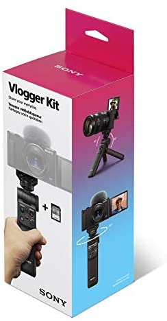 41rmnzZo8DL. AC  - Vlogger Accessory Kit, Small