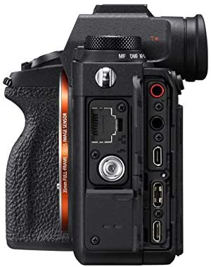41wwmAiwM L. AC  - Sony a9 II Mirrorless Camera: 24.2MP Full Frame Mirrorless Interchangeable Lens Digital Camera with Continuous AF/AE, 4K Video and Built-in Connectivity - Sony Alpha ILCE9M2/B Body - Black