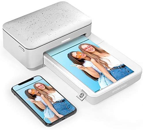 """51IBJhvFhSL. AC  - HP Sprocket Studio 4x6"""" Instant Photo Printer – Print Photos from Your iOS, Android Devices & Social Media"""