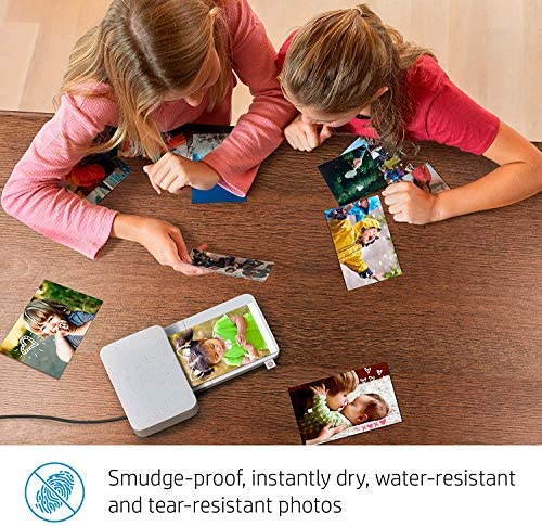 """51LQDdMyQTL. AC  - HP Sprocket Studio 4x6"""" Instant Photo Printer – Print Photos from Your iOS, Android Devices & Social Media"""