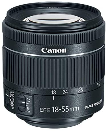 51Z7BknfeRL. AC  - Canon EOS 850D (Rebel T8i)DSLR Camera with 18-55mm f/4-5.6 IS STM Zoom Lens + 75-300mm F/4-5.6 III Lens + 128GB Card, Filters, 2X Telephoto Lens, HD Wide Angle Lens, Hood, Lens Pouch, and More (28pcs)