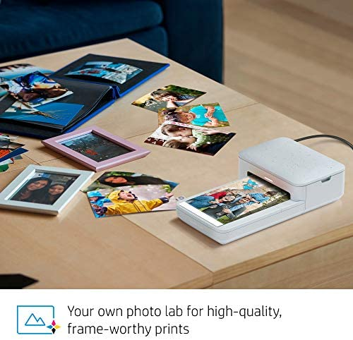 """51gkF1++lSL. AC  - HP Sprocket Studio 4x6"""" Instant Photo Printer – Print Photos from Your iOS, Android Devices & Social Media"""