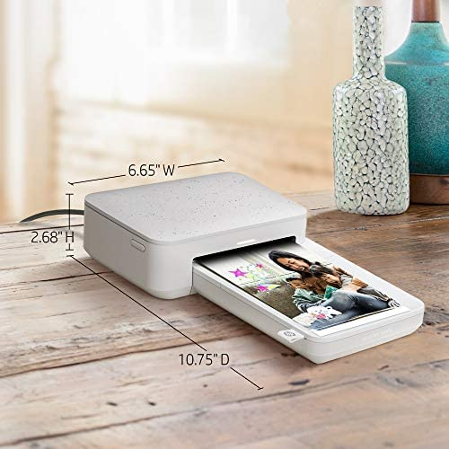 """51v5D qCiDL. AC  - HP Sprocket Studio 4x6"""" Instant Photo Printer – Print Photos from Your iOS, Android Devices & Social Media"""
