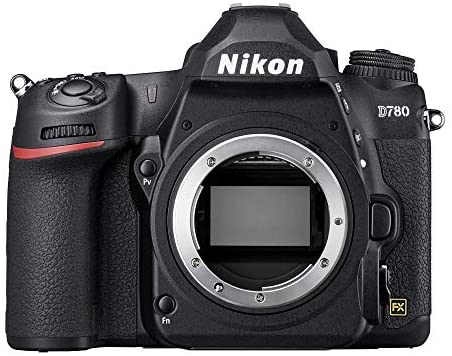 51vjUEeI4AL. AC  - Nikon D780 FX-Format DSLR Camera Body Starter Bundle with Case, 64GB SD Card, Wrist Strap, Extra Battery, Smart Charger, Cleaning Kit