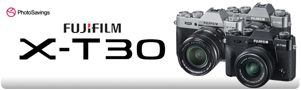 6316f316 781c 4bda b77e a0aae2bd778c. CR0,0,600,180 PT0 SX600   - Fujifilm X-T30 4K Wi-Fi Mirrorless Digital Camera with XC 15-45mm Lens Kit - Charcoal Silver with 64GB Deluxe Bundle and Travel Photo Cleaning Kit