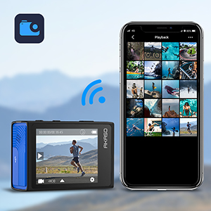 6ec23cff 5754 4b8e 9965 36d415167419.  CR0,0,300,300 PT0 SX300 V1    - AKASO Brave 6 Plus Native 4K30FPS 20MP WiFi Action Camera with Touch Screen EIS 8X Zoom Voice Control Remote Control 131 Feet Underwater Camera with 2X 1350mAh Batteries and Helmet Accessories Kit