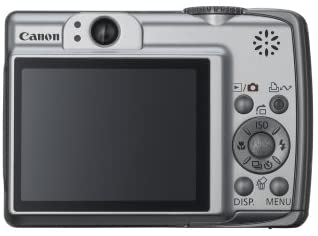 31+ipBLeR5L. AC  - Canon PowerShot A560 7.1MP Digital Camera with 4x Optical Zoom (OLD MODEL)