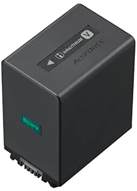 316CMTRt82L. AC  - Sony NPFV100A Rechargeable Battery Pack (Black)
