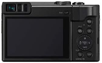 317cI5Hj6ML. AC  - Panasonic LUMIX DC-ZS70K, 20.3 Megapixel, 4K Digital Camera, Touch Enabled 3-inch 180 Degree Flip-Front Display, 30X Zoom (Black), Bag, 16GB SDCard, Corel PC Software, Cleaning Kit, Card Reader