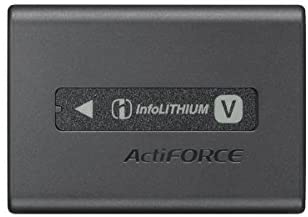31DbRPHnRkL. AC  - Sony NPFV100A Rechargeable Battery Pack (Black)