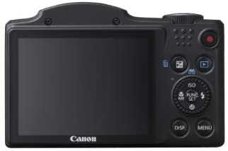 31RsQvt9cbL. AC  - Canon PowerShot SX500 IS 16.0 MP Digital Camera with 30x Wide-Angle Optical Image Stabilized Zoom and 3.0-Inch LCD (Black) (OLD MODEL)