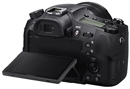 41+CTvXdm7L. AC  - Sony RX10 IV Cyber-Shot High Zoom 20.1MP Camera with 24-600mm F.2.4-F4 Lens Bundle with 64GB Memory Card, Camera Bag, 2X Battery and Photo and Video Professional Editing Suite