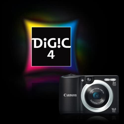 41CGCd goqL. AC  - Canon PowerShot A1400 16.0 MP Digital Camera with 5x Digital Image Stabilized Zoom 28mm Wide-Angle Lens and 720p HD Video Recording (Black) (OLD MODEL)