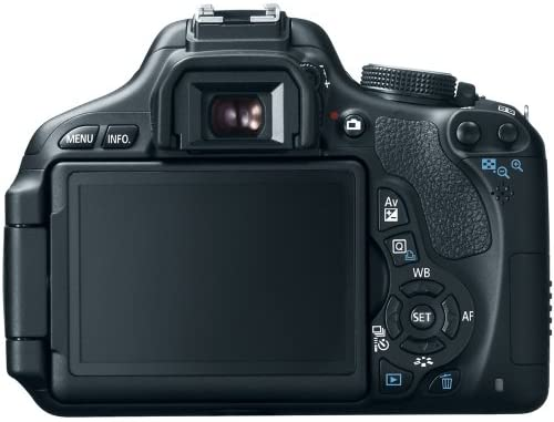 41Id36XFXQL. AC  - Canon EOS Rebel T3i Digital SLR Camera with EF-S 18-55mm f/3.5-5.6 IS Lens (discontinued by manufacturer)