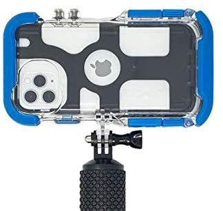 41W uLFK0kL. AC  - ProShot Touch - Waterproof Case Compatible with iPhone 11 Pro and Compatible with All GoPro Mounts (12-Month Protection Plan for Your iPhone) (11 Pro)