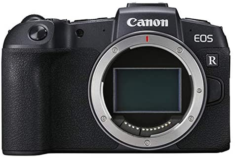 41kTfZ98PmL. AC  - Canon EOS RP Mirrorless Camera (Body Only)+ Mount Adapter EF-EOS R,Cleaning Cloth (7pc Bundle)
