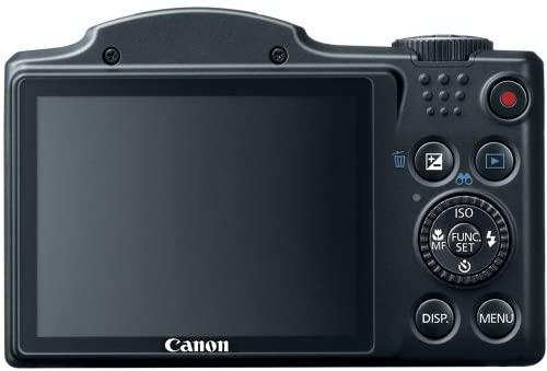 41n4gakl0FL. AC  - Canon PowerShot SX500 IS 16.0 MP Digital Camera with 30x Wide-Angle Optical Image Stabilized Zoom and 3.0-Inch LCD (Black) (OLD MODEL)