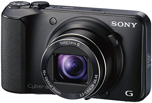 51+LyCFGVSL. AC  - Sony Cyber-shot DSC-H90 16.1 MP Digital Camera with 16x Optical Zoom and 3.0-inch LCD (Black) (2012 Model)