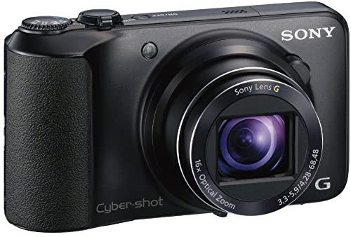 517BNS7EeeL. AC  - Sony Cyber-shot DSC-H90 16.1 MP Digital Camera with 16x Optical Zoom and 3.0-inch LCD (Black) (2012 Model)