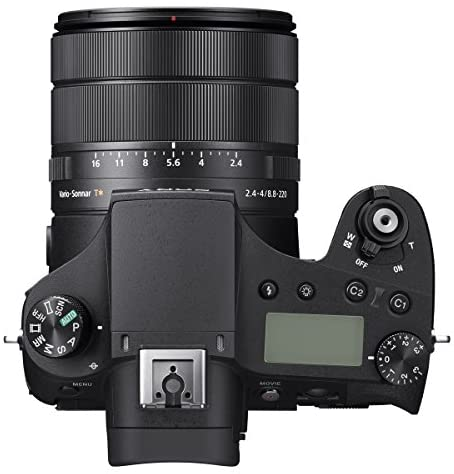 51CLlNYBRsL. AC  - Sony RX10 IV Cyber-Shot High Zoom 20.1MP Camera with 24-600mm F.2.4-F4 Lens Bundle with 64GB Memory Card, Camera Bag, 2X Battery and Photo and Video Professional Editing Suite