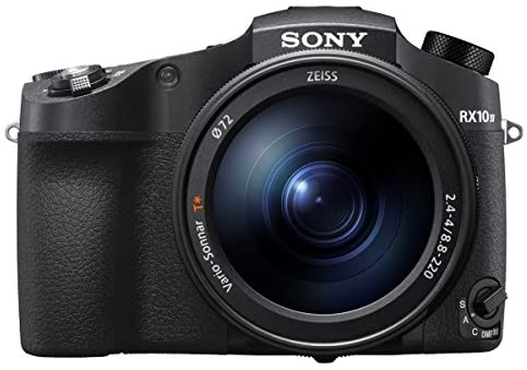 51ovjJdxW9L. AC  - Sony RX10 IV Cyber-Shot High Zoom 20.1MP Camera with 24-600mm F.2.4-F4 Lens Bundle with 64GB Memory Card, Camera Bag, 2X Battery and Photo and Video Professional Editing Suite